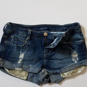 Delia's shorts